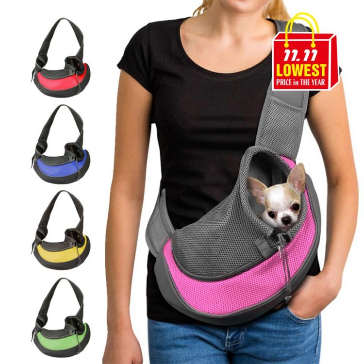 Dog Carrier Sling for Small Dog