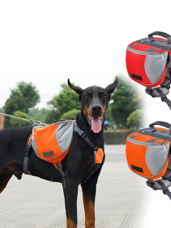 Dog Hiking Backpack
