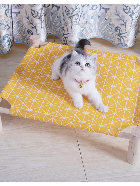 Small Elevated Dog Bed