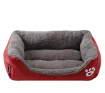 Warm Soft Dog Bed House | Small Dogs | Medium Dogs | Large Dog