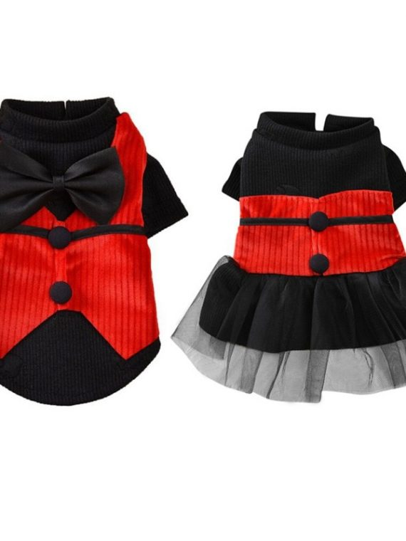 Gentleman-Dog-Clothes-Wedding-Suit-Formal-Shirt-For-Small-Dogs-Cats-Bowtie-Tuxedo-Pet-Outfit-Halloween-Christmas-Costume