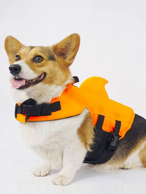 Pet-Dog-Life-Vest-Summer-Shark-Pet-Life-Clothes-Dogs-Jacket-Dog-Safety-Swimwear-Pets-Safety-Swimming-Suit-Dogs-Vest-Clothes