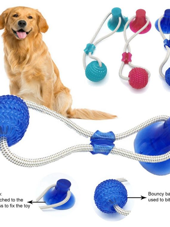 Dog-Cats-Dogs-Interactive-Suction-Cup-Push-TPR-Ball-Toys-Elastic-Ropes-Pet-Tooth-Cleaning-Chewing-Playing-IQ-Treat-Puppy-Toys