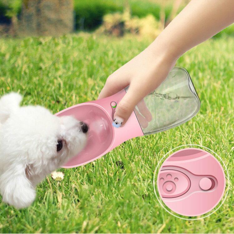 Portable Dog Water Bottle | Dog Travel Water | Dog Travel Water Bottle