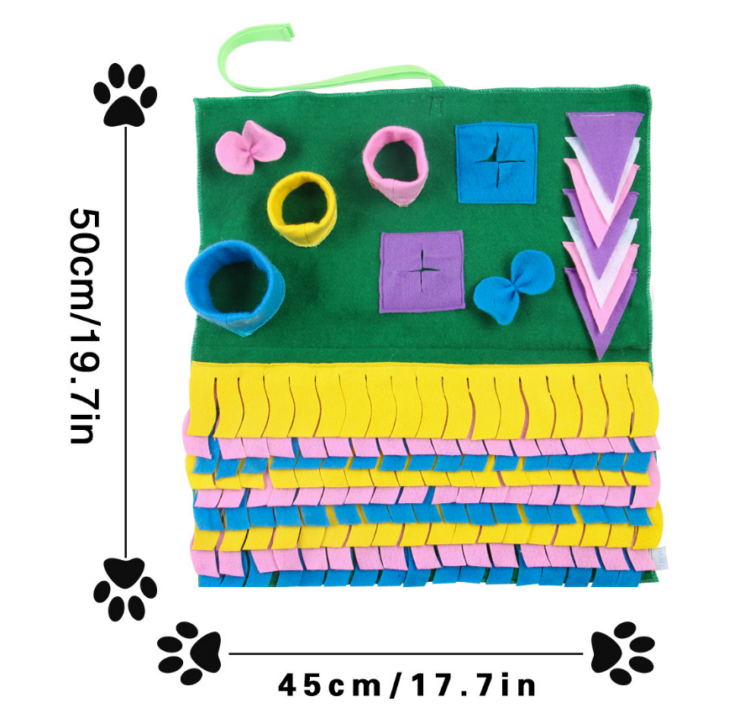 Snuffle Mat | Snuffle Mat for Dogs | Best Snuffle Mat for Dogs