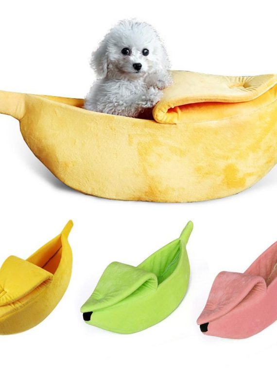 Banana Cute Dog Beds