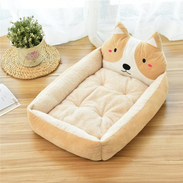 Cute dog bed