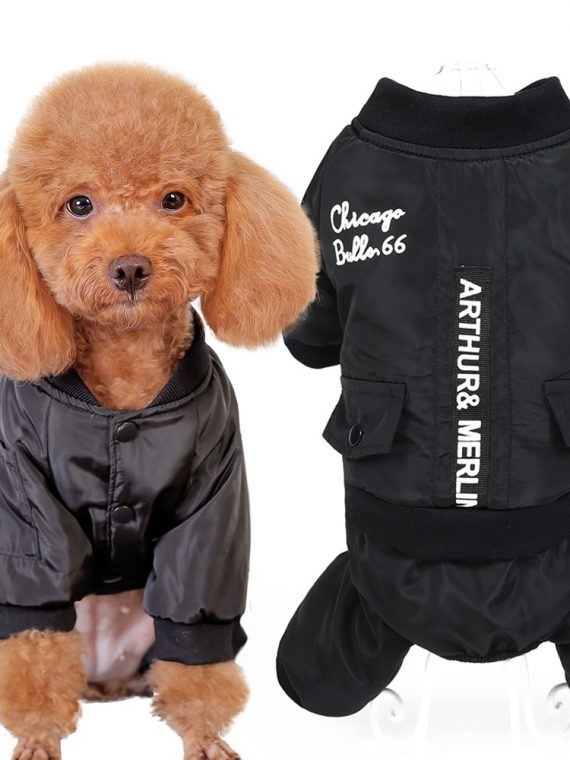 Large Dog Jumpsuit | Dog Winter Jumpsuit | Large Dog Snowsuit