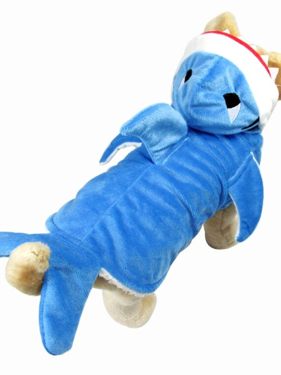 Mogoko-1pc-Hot-Sell-Pet-Dog-Cosplay-Clothes-Cute-Shark-Jaws-Fancy-Dress-Costume-Puppy-Coat-Jacket-Outfit-Adorable-Blue-Hoodies