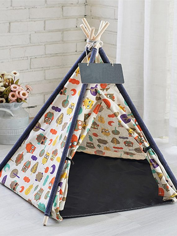 teepee bed for small dogs