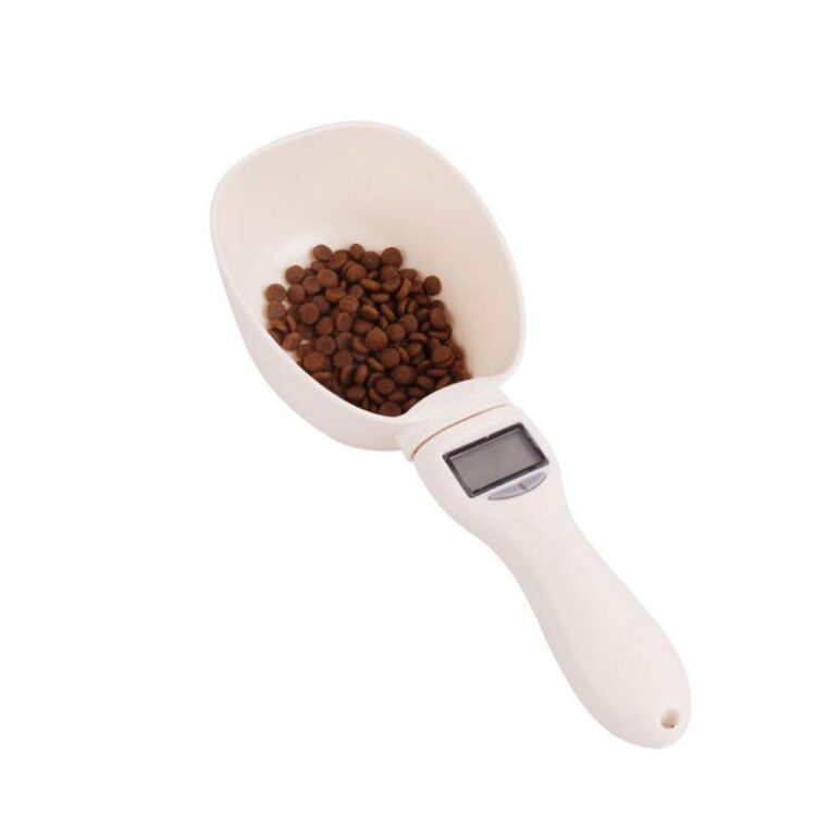 Pet Feeding Weighing Spoon