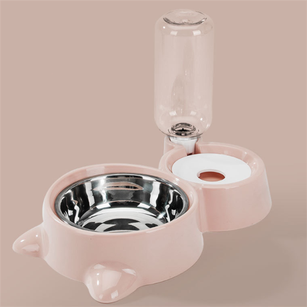 Dog Perfect Bubble Bowl - Automatic Water Drinking