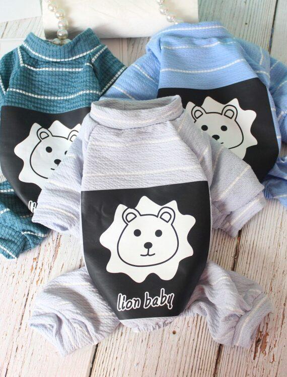 DogMEGA Small Dog Pajama | Pet's Pajamas | Dog Pjs
