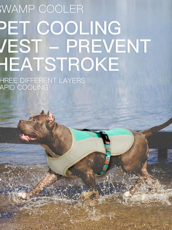 DogMEGA Cooling Dog Vest