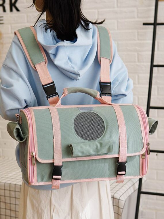 3 in 1 Dog Carrier (1)