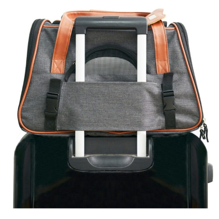 DogMEGA Luxurious Dog Travel Carrier