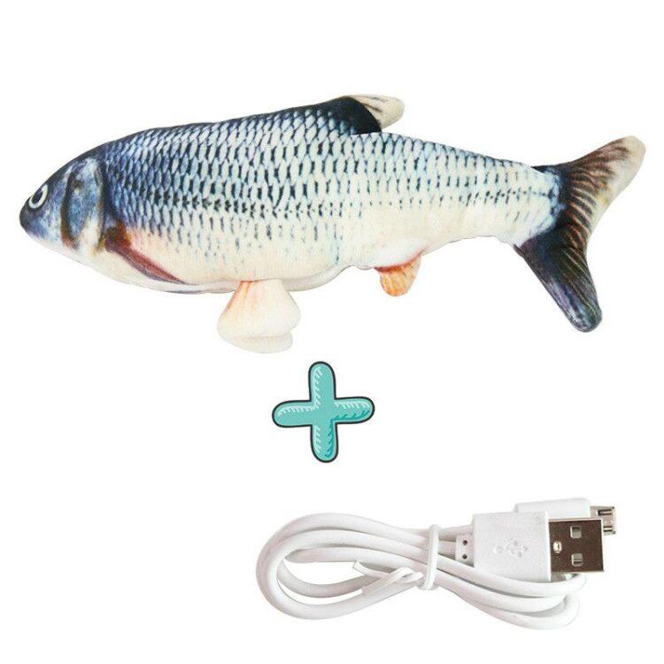 Jumping Fish Interactive Dog Toy