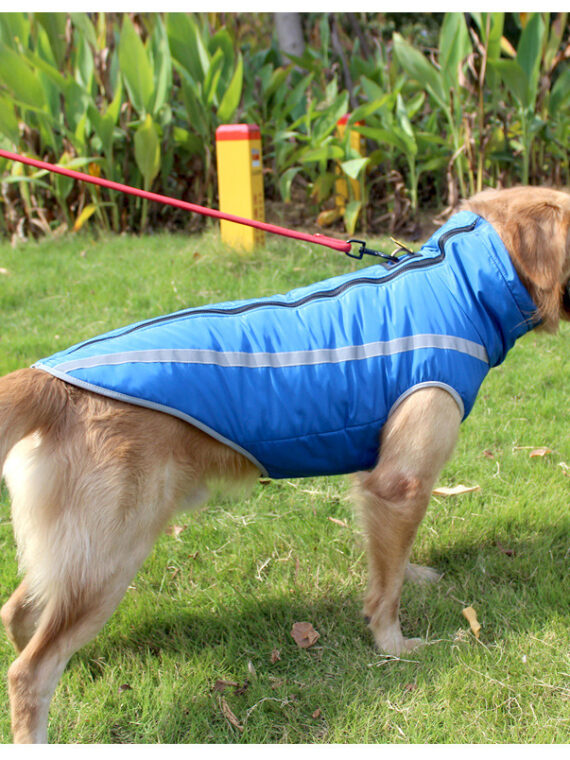 DogMEGA Waterproof Coats for Dog   Warm Jacket for Large Dog