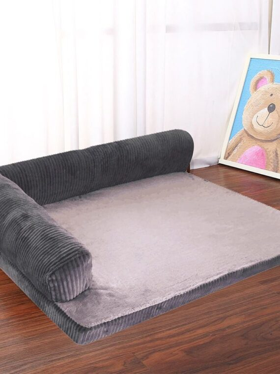 Dog Bed with Pillow (6)_compressed