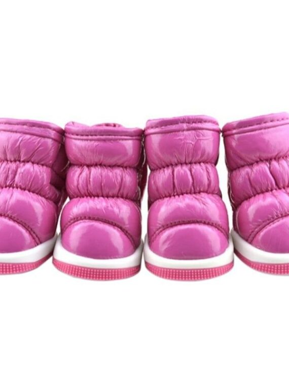 Dog Leather Shoes | Small Dog Shoes | Dog Winter Shoes