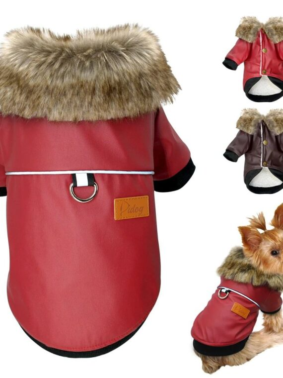 Waterproof Dog Leather Jacket (3)_compressed