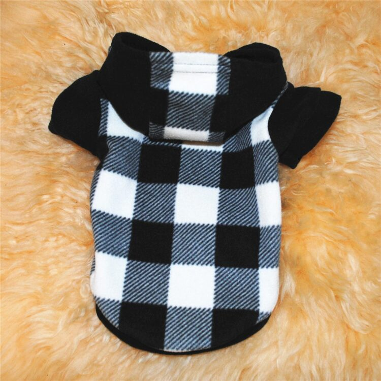 Autumn Hooded Clothing for Dog