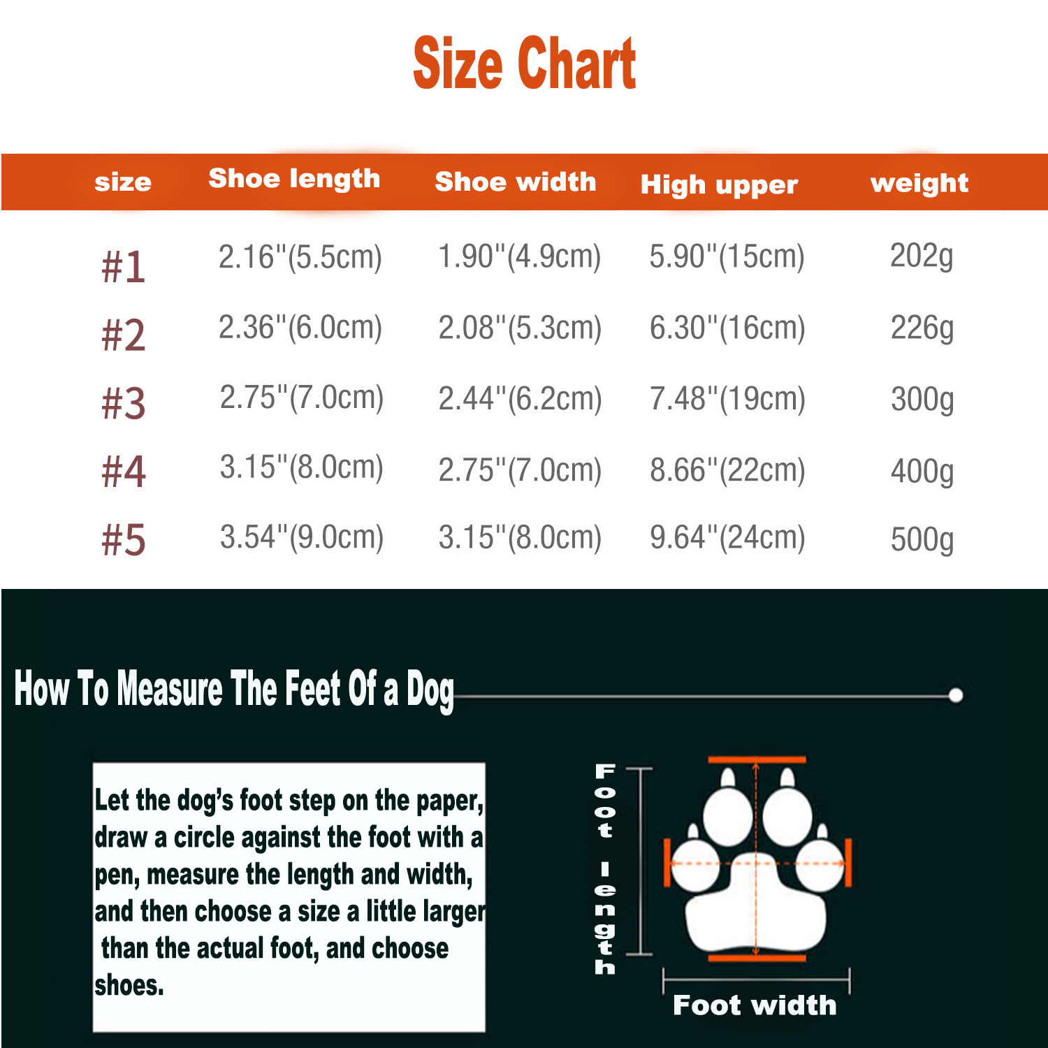 DogMEGA Dog Waterproof Boots | Nonslip Warm Lining Rubber Sole Boots for Winter