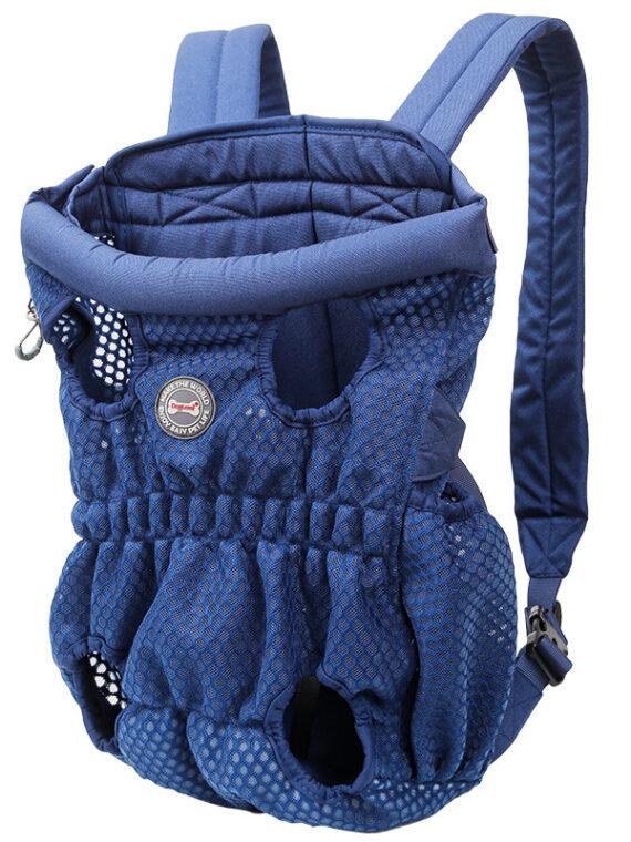 DogMEGA Breathable Dog Carrier Backpack | Outdoor Travel Mesh Breathable Shoulder Bags