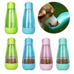 2 in 1 Portable Multifunctional Dog Accompanying Cup