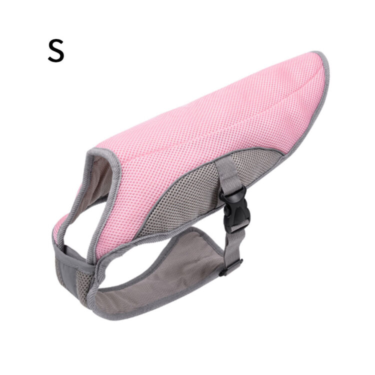 Adjustable Reflective Cooling Harness For Dogs