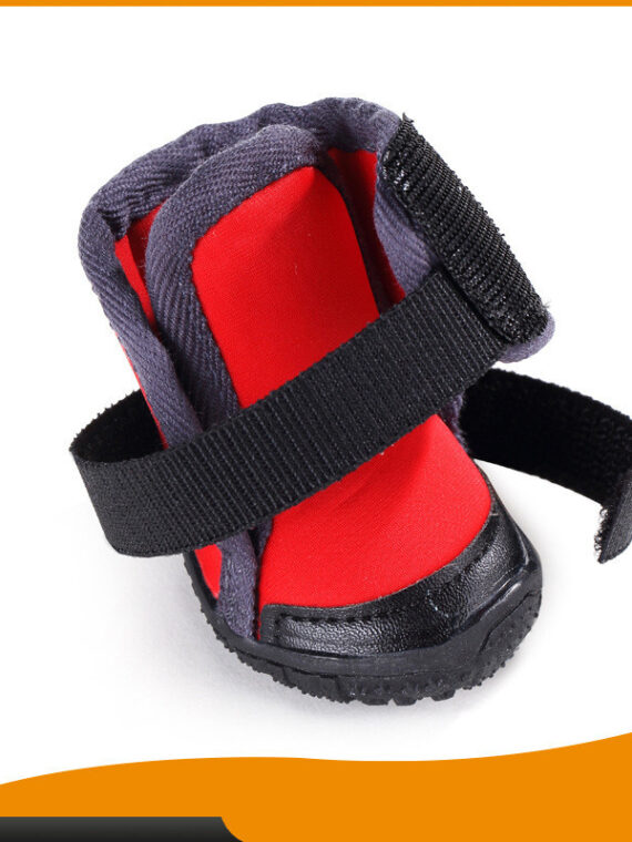 DogMEGA Non-slip Dog Shoes | Outdoor Sports Climbing Shoes for Small Medium and Large Dog