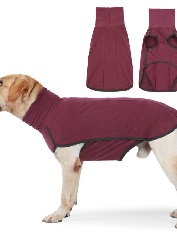 Warm Cotton Sweater Clothes for Small, Medium, and Large Dog