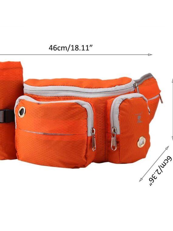 DogMEGA Outdoor Multifunctional Dog Training Bag