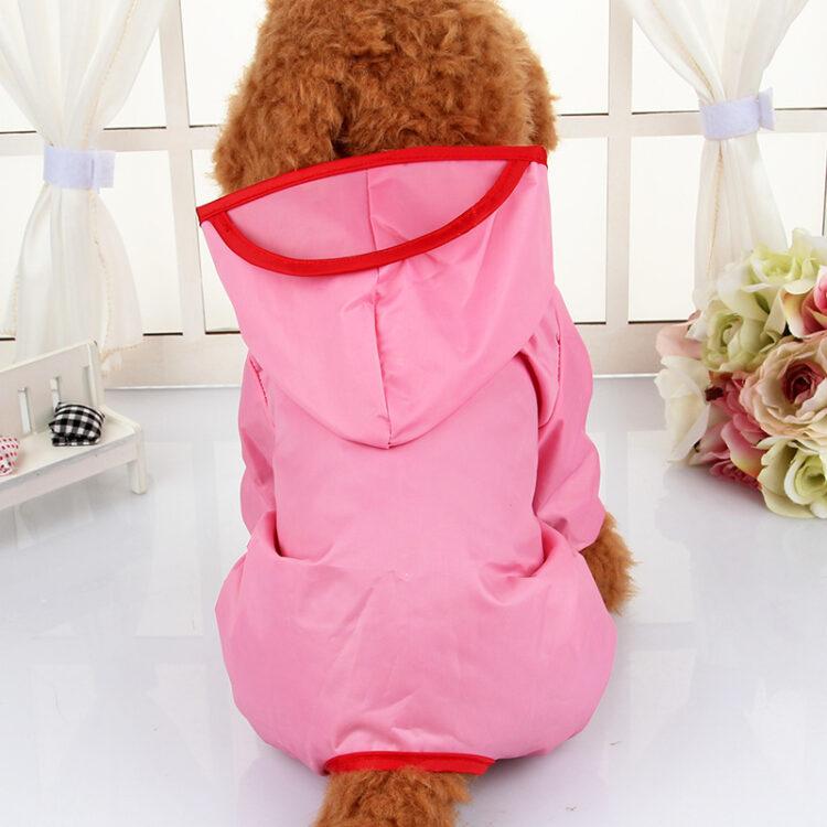 DogMEGA All-inclusive Colorful Raincoat for Dog | Dog Waterproof Raincoat